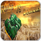 Tanks.VS.Demons.logo عکس لوگو