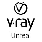 V.Ray.Next.for.Unreal.logo عکس لوگو