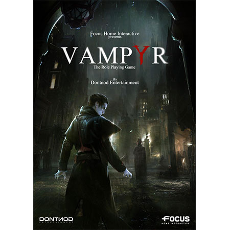 دانلود بازی Vampyr - The Hunters Heirlooms نسخه GOG-FitGirl