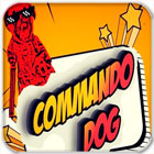 Commando.Dog.logo عکس لوگو