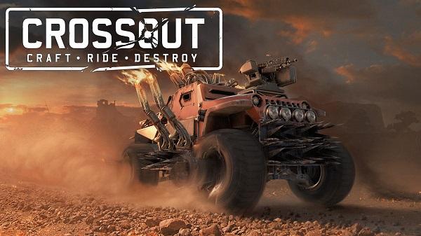دانلود بازی آنلاین و رایگان Crossout v0.12.60.169624