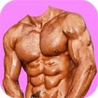 Gym Body Photo Editor