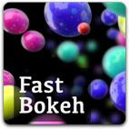 Rowbyte.Fast.Bokeh.logo عکس لوگو