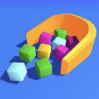 Collect-Cubes-لوگو