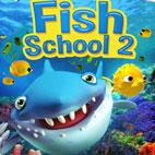 Fish-School-2-2019-لوگو