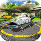 Free-Helicopter-Flying-Simulator-لوگو