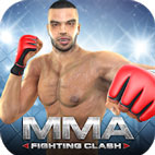 MMA-Fighting-Clash-لوگو