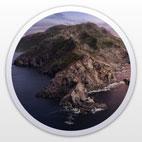 MacOS.Catalina.logo عکس لوگو
