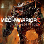 MechWarrior-5_لوگو
