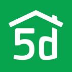 Planner 5D Logo