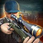 Sniper-Gun-لوگو