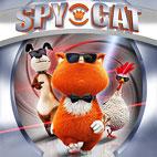 Spy-Cat-لوگو