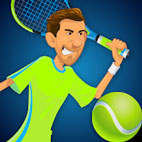 Stick-Tennis-لوگو