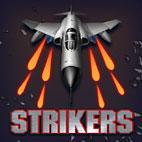 Strikers-لوگو