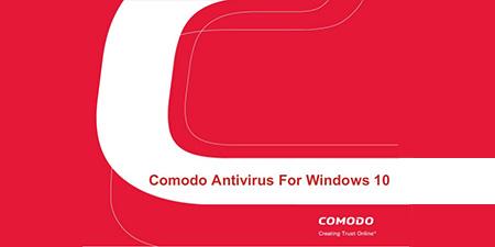 تصویر آنتی ویروس Comodo Windows Antivirus