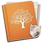لوگو نرم افزار mac family tree
