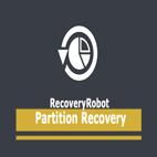 لوگو نرم افزار recovery robot partition recovery