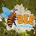 Bee-Simulator-لوگو-بازی