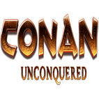 Conan-Unconquered-لوگو-بازی