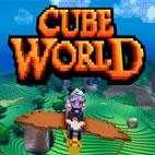 Cube-World-لوگو-بازی