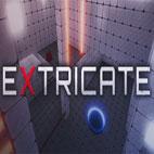 Extricate-لوگو-بازی