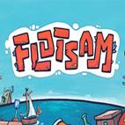 Flotsam-لوگو-بازی