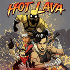 Hot-Lava-لوگو-بازی