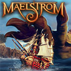 Maelstrom-لوگو-بازی