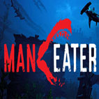 Maneater-لوگو-بازی