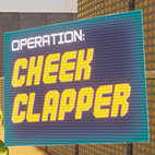 Operation-Cheek-Clapper-لوگو-بازی