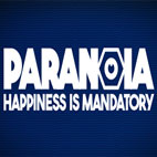 Paranoia-Happiness-is-Mandatory-لوگو-بازی