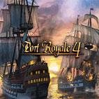 Port-Royale-4-لوگو-بازی