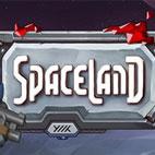 Spaceland-لوگو-بازی