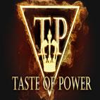 Taste-of-Power-لوگو-بازی