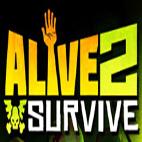 لوگوی بازی Alive 2 Survive: Tales from the Zombie Apocalypse