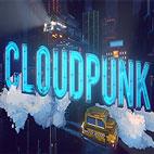 Cloudpunk-لوگو-بازی