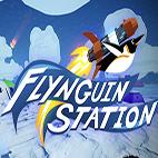 لوگوی بازی Flynguin Station