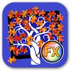 JixiPix.PuzziPix.logo عکس لوگو