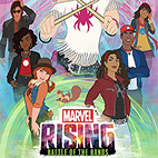 Marvel Rising-Battle Of The Bands 2019