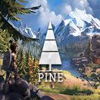 Pine-لوگو-بازی