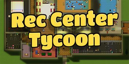 دانلود بازی کامپیوتر Rec Center Tycoon v0.3.2