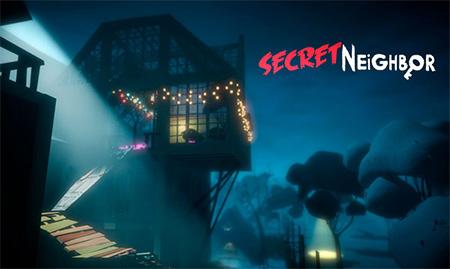 دانلود بازی کامپیوتر هیجان انگیز Secret Neighbor v0.9.21
