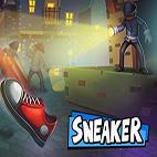 لوگوی بازی Sneaker
