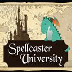 Spellcaster-University-لوگو-بازی