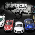 Supercar-Drift-لوگو-بازی
