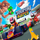 Touring-Karts-لوگو-بازی