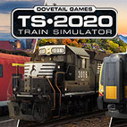 Train-Simulator-2020-لوگو-بازی