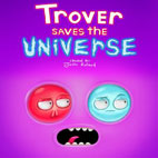Trover-Saves-the-Universe-لوگو-بازی