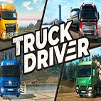 لوگوی بازی Truck Driver