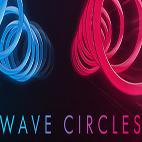 لوگوی بازی Wave Circles